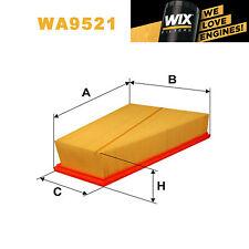 1x Wix Air Filter WA9521 - Eqv to Fram