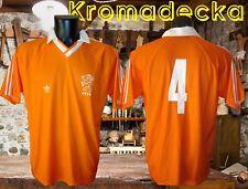 Maglia Olanda1990 Adidas WC Italia 90 nr. 4 vintage maillot shirt trikot Holland