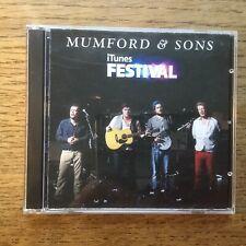 2CD Mumford & Sons iTunes Festival