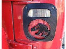 Jeep Wrangler TJ 97-06 Jurassic Park Set Of 2 Tail Light Covers
