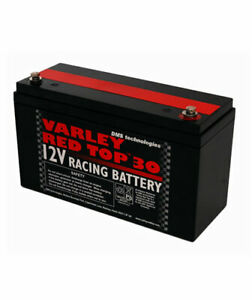 Varley Red Top 30 Race & Rally Battery 7065-0006