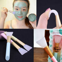 Professional Silicone Facial Face Mask Mud Mixing Skin Care Beauty Makeup Brush