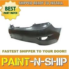 NEW fits 2012 2013 2014 2015 HYUNDAI ACCENT HB, Rear bumper Painted HY1100183