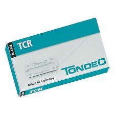 Tondeo TCR Replacement Razor Blades
