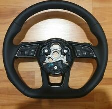 Audi 8W A4 A5 Q2 S4 S5 flat bottom steering wheel paddles new model