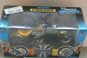 "NIB Jesse James West Coast Choppers ""Sturgis Special"" JJ04-10-04  1:10 scale AFA"