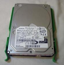 """80 GB Dell 0X0375 X0375 Hitachi Deskstar IC35L090AVV207-0 disco duro IDE de 3.5"""""""