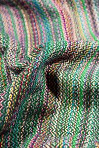 NWT - TEEMA 'THE TEAL LABYRINTH - LBY05SK Multi-Color BEACH TOWEL / BLANKET