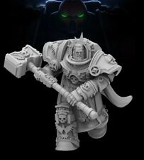 Warhammer 40K Blood Raven Chapter Master Space Marine Custom Proxy model Limited