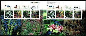 Kanada MiNr. 2341-2324 (MH 320) postfrisch - Gartenbaudesellschaft von Ontario