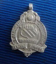 Vintage Stg. Silver Medal - Manchester Association of Dancing Compts. h/m 1933