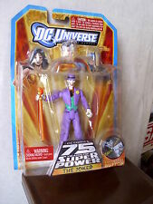NEW DC UNIVERSE THE JOKER FIGURE 75 YEARS OF SUPER POWER SEALED