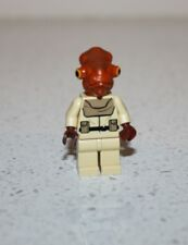 Genuine LEGO Mon Calamari Officer minifig - STAR WARS sw248 7754 minifigure