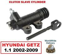 FOR HYUNDAI GETZ Hatch (TB) 1.1 63bhp 67bhp 2002-2009 NEW CLUTCH SLAVE CYLINDER