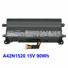 A42N1520 4ICR19/66-2 Battery For ASUS GFX72VL6700 ROG G752VY GFX72 GFX72VY6820