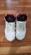 Air Jordan 5 Fire Red 2013 Release Size 10