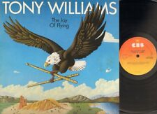 TONY WILLIAMS The Joy of Flying LP Cecil Taylor HERBIE HANCOCK Ronnie Montrose