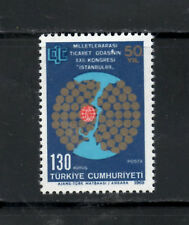 (Ref-8502) Turkey 1969 Int.Chambers of Commerce Congress SG.2281  Mint (MNH)