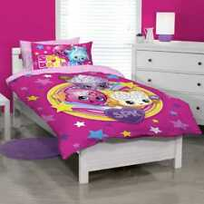SHOPKINS SPK DREAMS  GIRLS DOUBLE bed QUILT DOONA DUVET COVER SET NEW