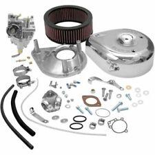 S&S Super E Carb Carburetor Complete Kit Intake 1966-78 O Ring Harley Shovelhead