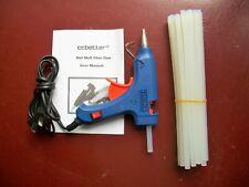 """ccbetter Mini Hot Glue Gun with 24-1/2 Glue Sticks 1/4"""" Size"""