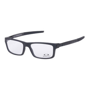 Eyeglass Frames-Oakley CURRENCY OX8026-0154 Satin Black Vintage Glasses Eyewear