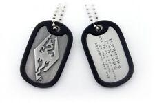 Skyrim dovahkiin Dragonborn Dog-día/reconocimiento de marca nuevo con embalaje original-New blistered