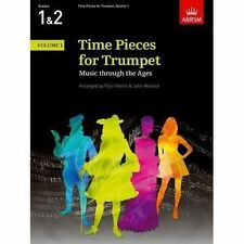 Time Pieces for Trumpet Volume 1 ABRSM - Same Day P+P
