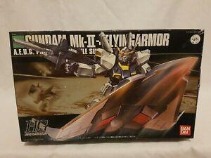 Gundam Mk-2 + Flying Armor Model Kit 1:144 Scale Bandai 2005 Aus Seller
