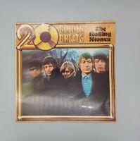 Rolling Stones rare South Afrika 20 Golden Greats LP