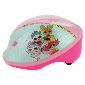 LOL Surprise! Scooter Bicycle Outdoor Activity Safety Helmet - MV Sports