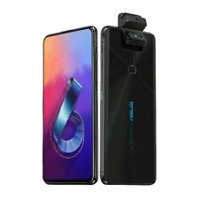 "New Asus Zenfone 6 (ZS630KL) 6.4"" 6GB + 128GB Unlocked Phone - black"