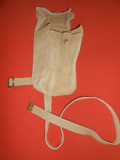 CANADIAN ARMY : 1941 WWII , BREN GUN 1 Ammo Pouch , Canvas , with strap 1941