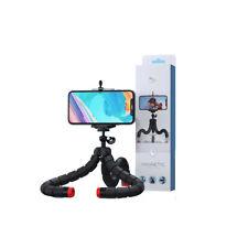 SUPPORTO CELLULARE TREPPIEDI FLESSIBILE SMARTPHONE CAVALLETTO LD-03379