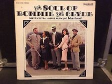 South Central Avenue Municipal Blues Band LP The Soul Of Bonnie And Clyde VG+