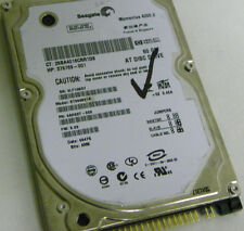 60GB Seagate ST960821A Laptop IDE Hard Drive P/N 9AH237-020 FW: 3.02 AMK