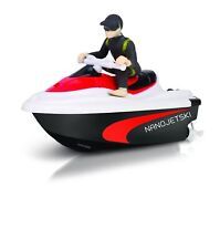 RC Mini Jet Ski Toy Micro Remote Control Battery Operated Colors Vary