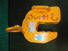 Blechklemme Blechgreifer Sidra Lift K11; 5000 kg; bis 50 mm