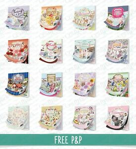 Hunkydory Little Square Book - cardmaking scrapbook - various designs FREE P&P!