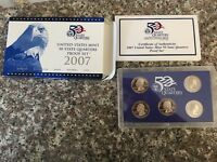 PROOF SETS SPECIAL (2007 5-PIECE PROOF SET)