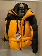 Rab Expedition 850 Fill Goose Down Parka Extreme Summit Jacket  Size Large NEW!