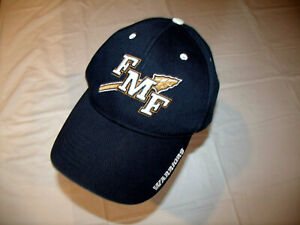 Foxboro Warriors FMF Midget Football Hat Adult Adjustable Twins Enterprise Brand