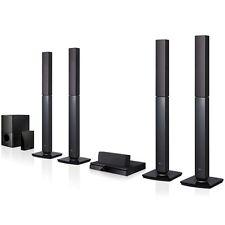 LG New LHD657 5.1 DVD Home Theater System Bluetooth HDMI PAL NTSC 110-220 Volt