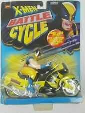 Wolberine X-Men Battle Bump Go Cycle Marvel Motorcycle Figurine Comic Toy 43241