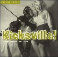 Vol. 3-Kicksville - Kicksville (2005, Vinyl NEUF) Kicksville