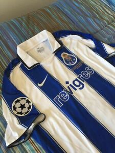 Jersey Shirt - FC Porto #10 Deco -  Champions League Final 2004 - Size M - New