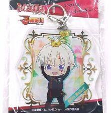 D.gray-man Acrylic Keychain Allen Walker 8.5cm J-World Limited Anime Rare F/S