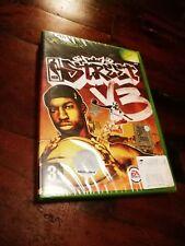 Nba Street 3 V3 Xbox Edizione Italiana Sigillata
