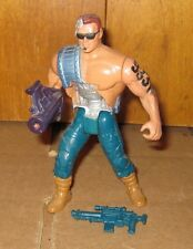 Terminator 2 Future War Hidden Power Terminator Figure Near Complete 1991 Kenner