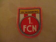 "1.FC Nürnberg Original gedruckter Aufnäher Mitte 70iger Jahre ""1.FCN Wappen"" Neu"